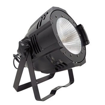 Free mailing 100W COB LED PAR DMX Theater Spotlight warm white and cool White DMX512 LED Stage Lighting Projector led par