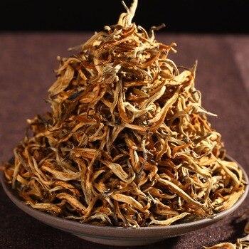2019 Chinese Yunnan Dian Hong Tea The Premium DianHong Tea Beauty Slimming Diuretic Down Three Green Food Dian Hong Black Tea 1