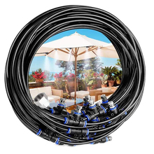 Garden Trampoline Sprinkler Set Summer Water Game Sprinkler Outdoor Trampoline Sprinkler Waterpark Misting Cooling System​