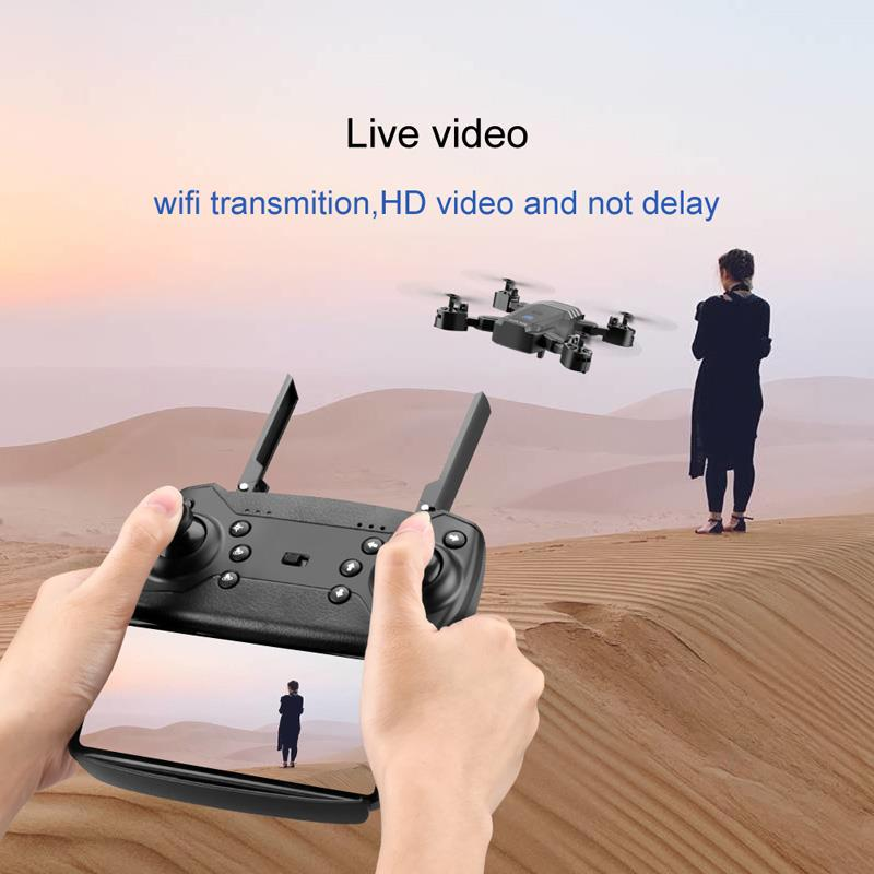 lowest price Professional RC Drone 4K HD Aerial Photo Foldable USB Charging 2 4GHz Smart Remote Control Drone Quadcopter  Aircraft