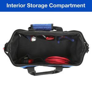 Image 2 - WORKPRO חדש יד חשמלית תיק כלי שקית עמיד למים אחסון תיק