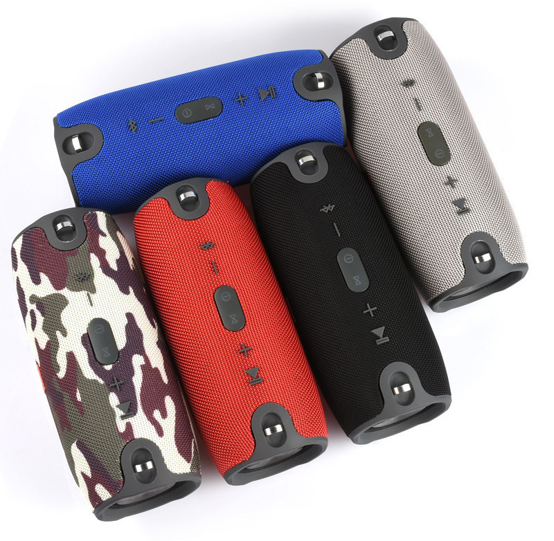 40W Outdoor Bluetooth Speaker Subwoofer TWS Speaker Waterproof Portable Music Player 3600 MAh Battery Column Soundbar Caixa De