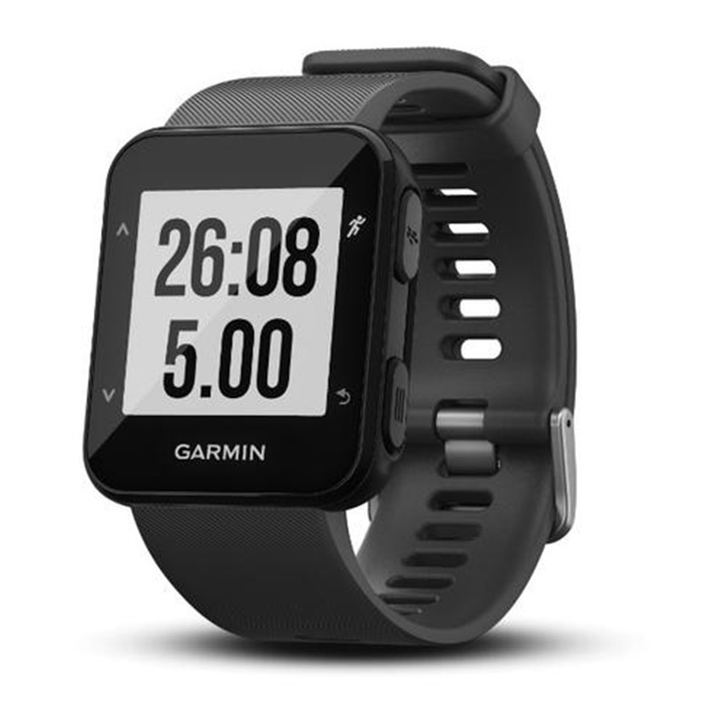 original Garmin Forerunner 30 GPS sports watch Fitness Tracker Heart Rate Monitor waterproof digital dress watches image