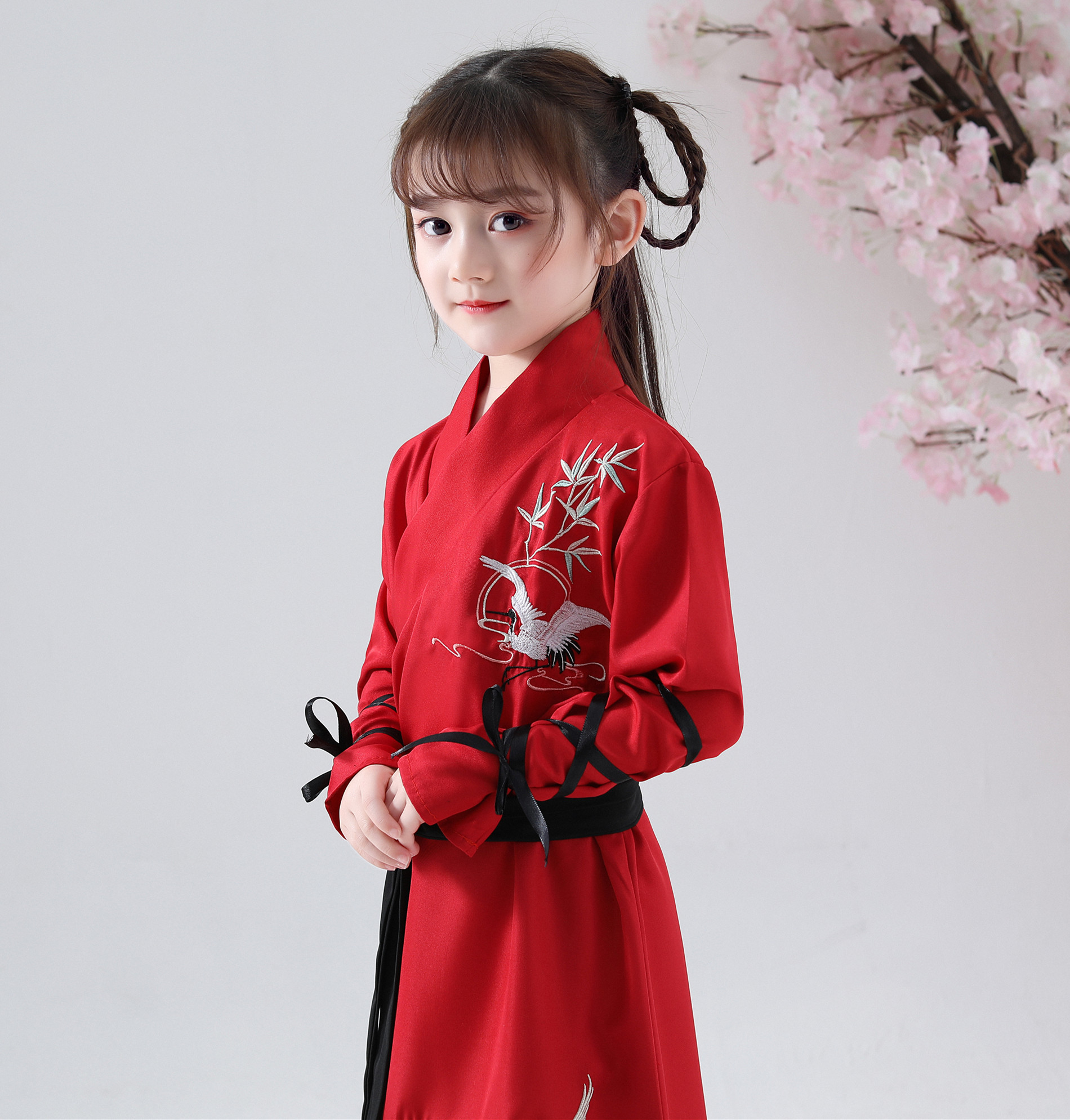 Ancient Chinese National Costumes Hanfu Robe Tang Dynasty Fairy Dress Boys Hanfu Clothing Performance Stage Dance Costumes Wear