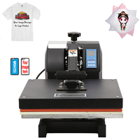 Large Format 15x15 inch T shirt Heat Press Machine Sublimation Heat Transfer Printer For T shirt/Pillow Case/Phone Case
