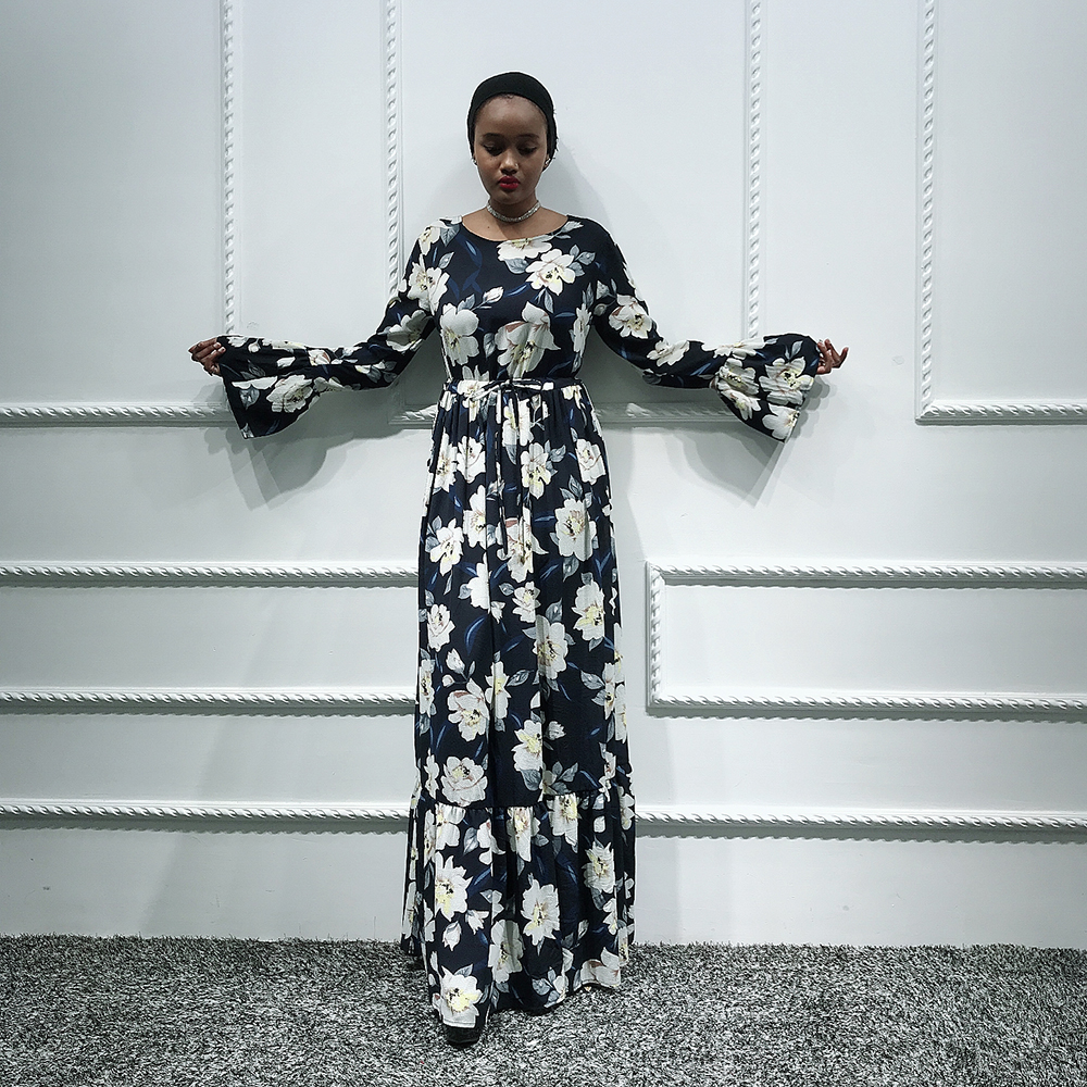 Abaya Dubai Turkey Hijab Muslim Dress Pakistan Saudi Arabia African Dresses For Women Moroccan Kaftan Islamic Clothing Djellaba