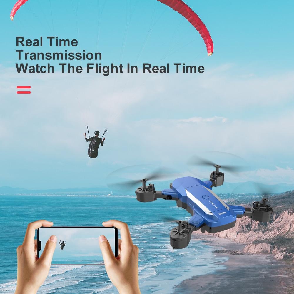 dobrável quadcopter para crianças brinquedos de presente