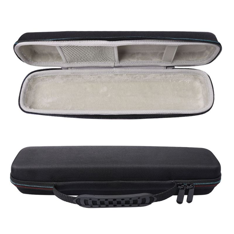 Hard EVA Carrying Case Box Storage Bag For Hair Flat Iron Straightener Curler,crush Resistant, Anti-shock, Water Resistant