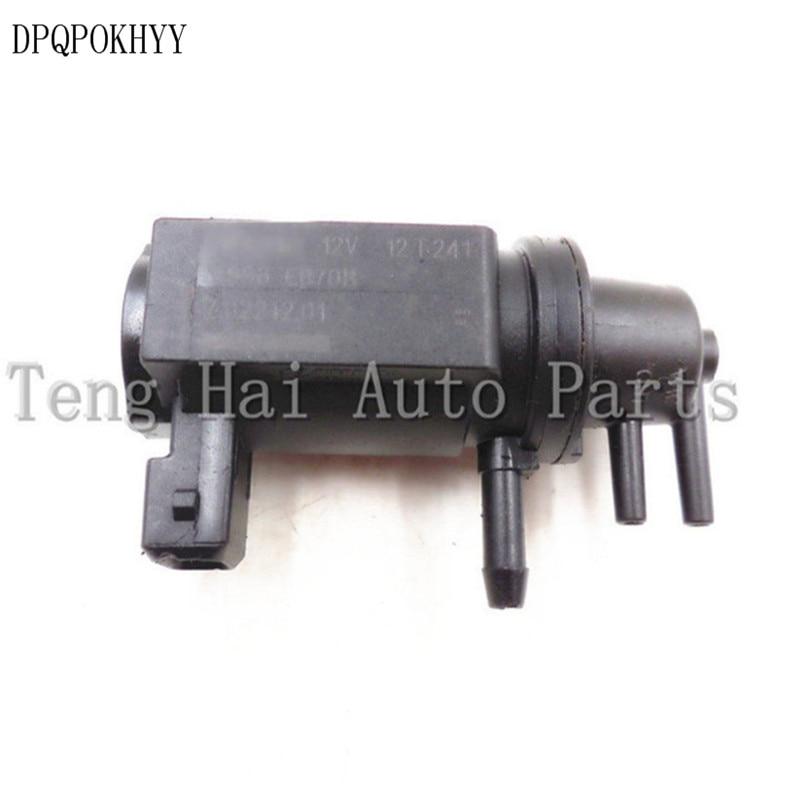 valvula de controle do impulso do turbo do vacuo de dpqpokhyy para navara d40 pathfinder r51