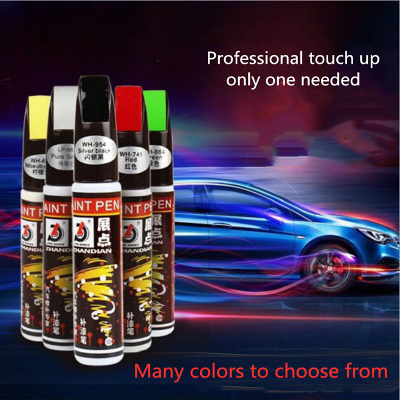 Car Auto Car Scratch Remover Ceramic Car Coating Clear Repair Paint Pen Touch Up Tool Headlight Polishing Car Polish Cleaning