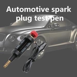 Image 2 - スパークプラグテスター点火システムコイルエンジン自動車調節可能な点火コイルテスター点火スパークテストツール