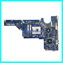650199-001 DA0R13MB6E1 REV: E w 216-0809024 GPU para HP Pavilion G4 G6 G7 series de portátil PC portátil placa base(China)