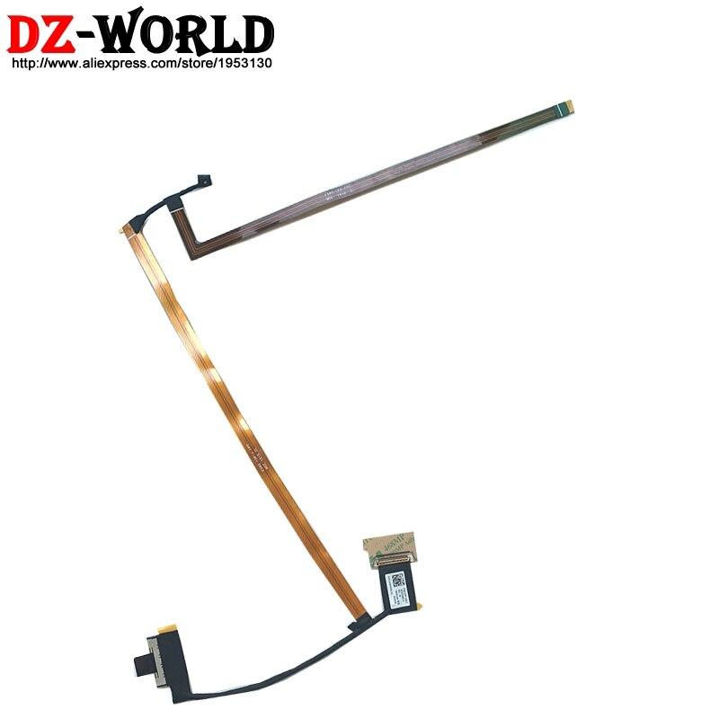 New E580 eDP Cable HD FHD LCD LED Camera Cable Wire Line for Lenovo ThinkPad E580 E585 E590 E595 Laptop 01LW416 DC02C00B310