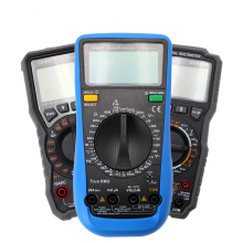 DC Multifunctional Digital Display CHNT Multimeter 10A/20A Intelligent Portable High Precision Automatic