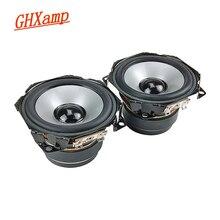 Ghxamp 3 インチ 8OHM 20 ワットフルレンジスピーカーppの流域ゴムエッジaltecスピーカーITM800 内蔵スピーカーdiy