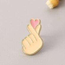 Милые модные ручные эмалированные значки на лацкан, металлическая брошь, подарки для женщин и мужчин, броши для друзей