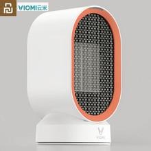 Youpin Viomi Electric Heater Mini Fan Heater Desktop hot/Cold Wind Model Portable Desktop Warmer Machine Winter Home Office