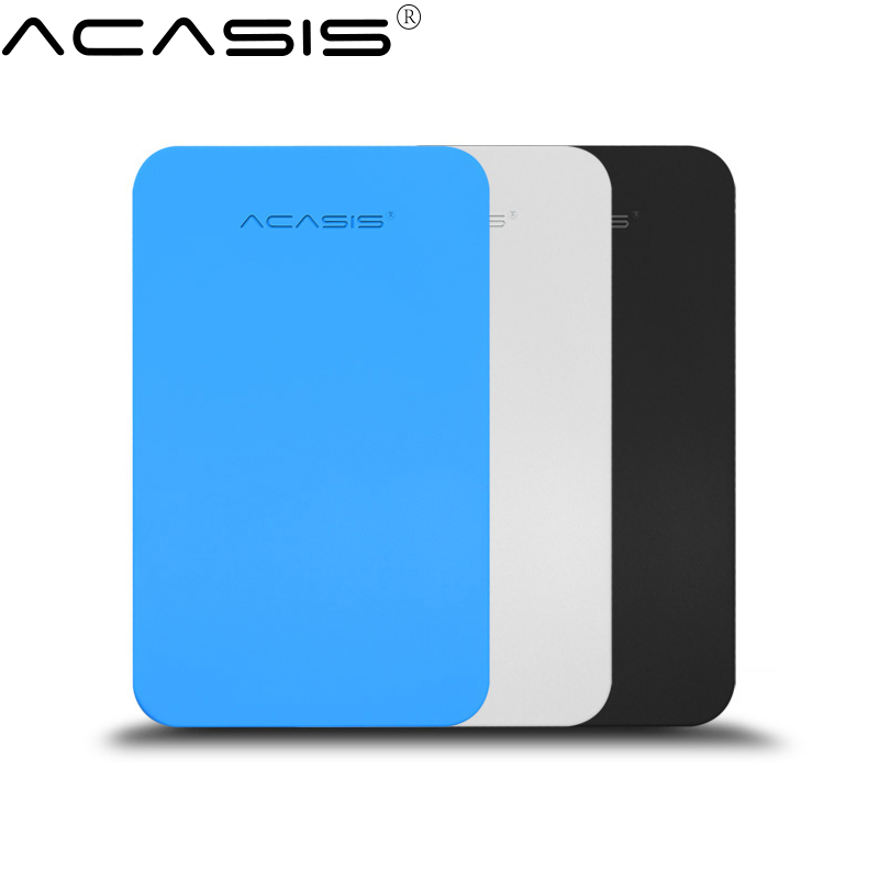 Acasis Hdd Case 2.5 Sata Usb 3.0 To External For Ssd Slim Hdd Drive Hdd Box Enclosure Mobile Hard Disk Box Support 4TB 5Gbps