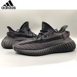 Adidas Originals Yeezy Boost 350 V2 Cinder hommes chaussures de course baskets beurre yezzy 350 boost v2 unisexe femmes chaussures