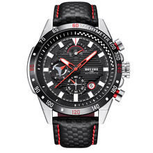 Multifunctional Automatic Mechanical Watch Men Business Relo
