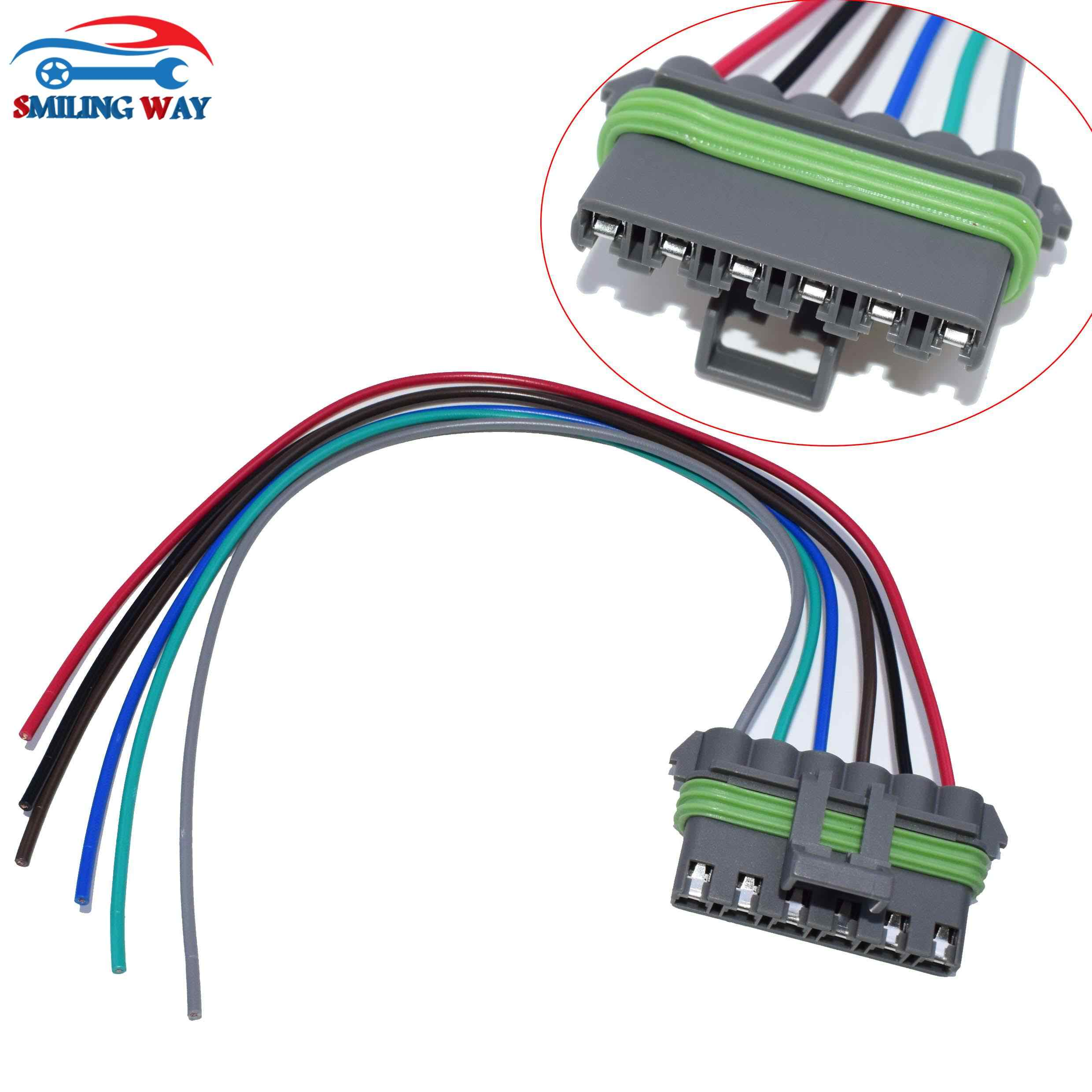 HVAC Blower Motor Resistor / Brake Module / Fuel Pump Module Wiring Harness  Connector Pigtail Cable Plug For Chevrolet GMC| | - AliExpressAliExpress