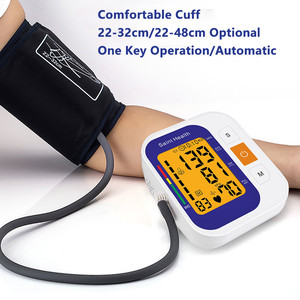 Image 5 - Автоматический цифровой измеритель артериального давления в верхней руке, измеритель пульса, тонометр, Сфигмоманометры, Домашний медицинский