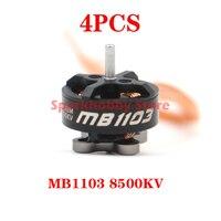 4 piezas Diatone MAMBA 1103 8500KV MB1103 2 3S silnik dla RC FPV que complite z el zángano w Części i akcesoria od Zabawki i hobby na