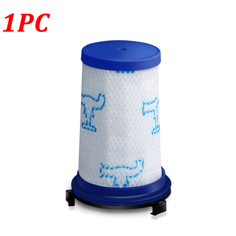 1PC Dust Hepa Filter For Rowenta ZR009001 Robot Vacuum Cleaner Replacement Parts Accessories