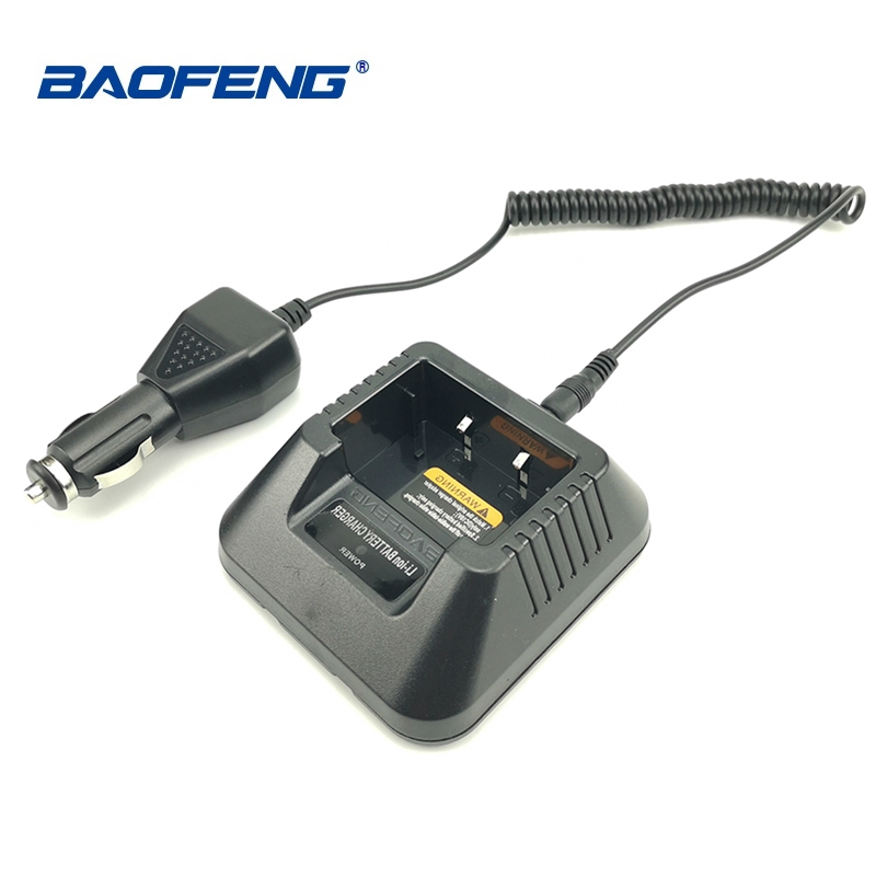 Baofeng UV-5R USB Car Battery Charger For Baofeng UV 5R 5RE F8+ DM-5R Walkie Talkie UV5R Ham Radio DMR Two Way Radio Accessories