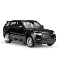 Welly 1:24 Range Rover Sport Diecast Model Sports Racing Car NEW IN BOX
