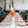 12pcs Cotton gauze napkins christmas table decore soft cheesecloth Kitchen gifts tea towels rustic style wedding napkins 43x43cm