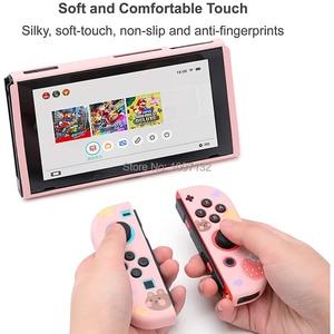 Image 3 - Nintendo anahtarı İnce İnce koruyucu yumuşak kılıf kapak sevimli kabuk nintendo anahtarı konsol Joy Con (doğrudan yerleştirme için)
