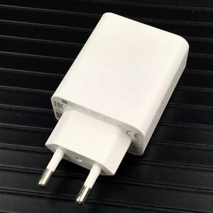 Image 3 - Xiaomi Mi 10 chargeur rapide Original 27w QC 4.0 adaptateur chargeur Turbo rapide Usb Type C câble pour Mi 9 T SE 10 pro k30 pro A3 Mix 3