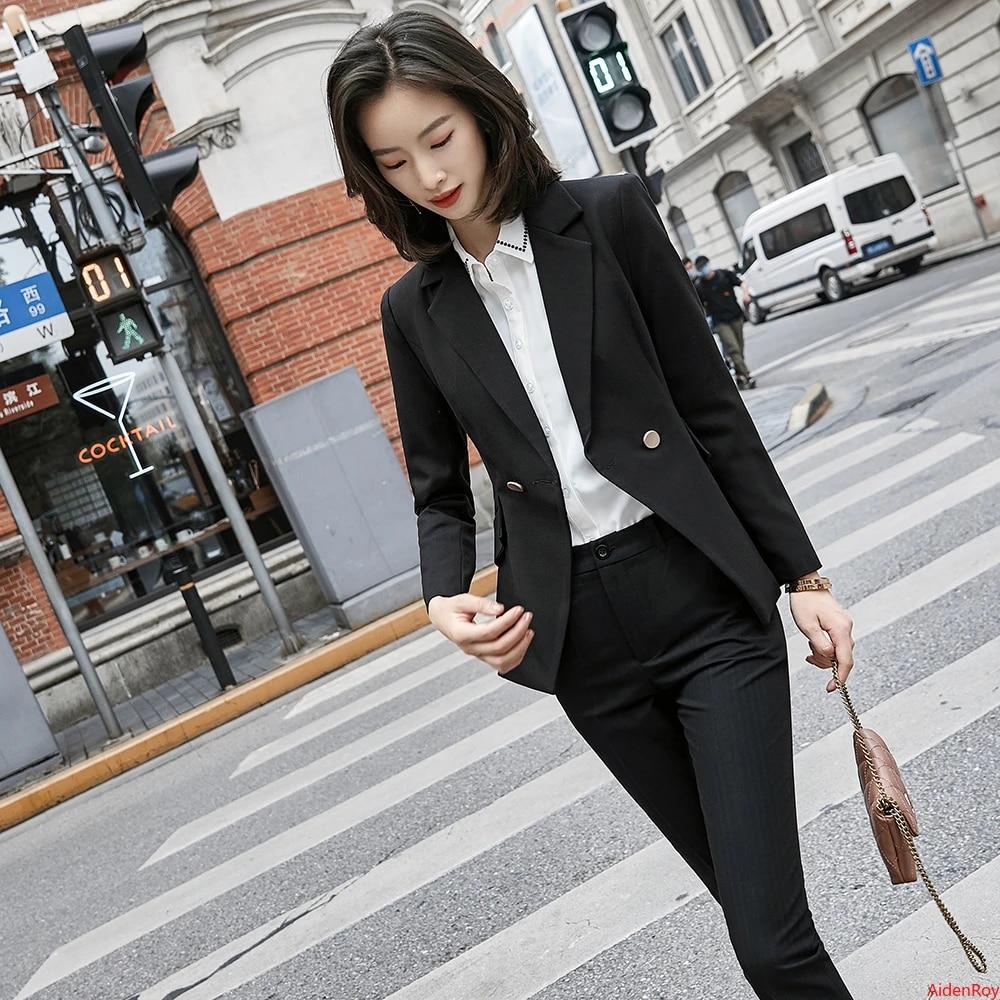 Black Dress Pants Ladies