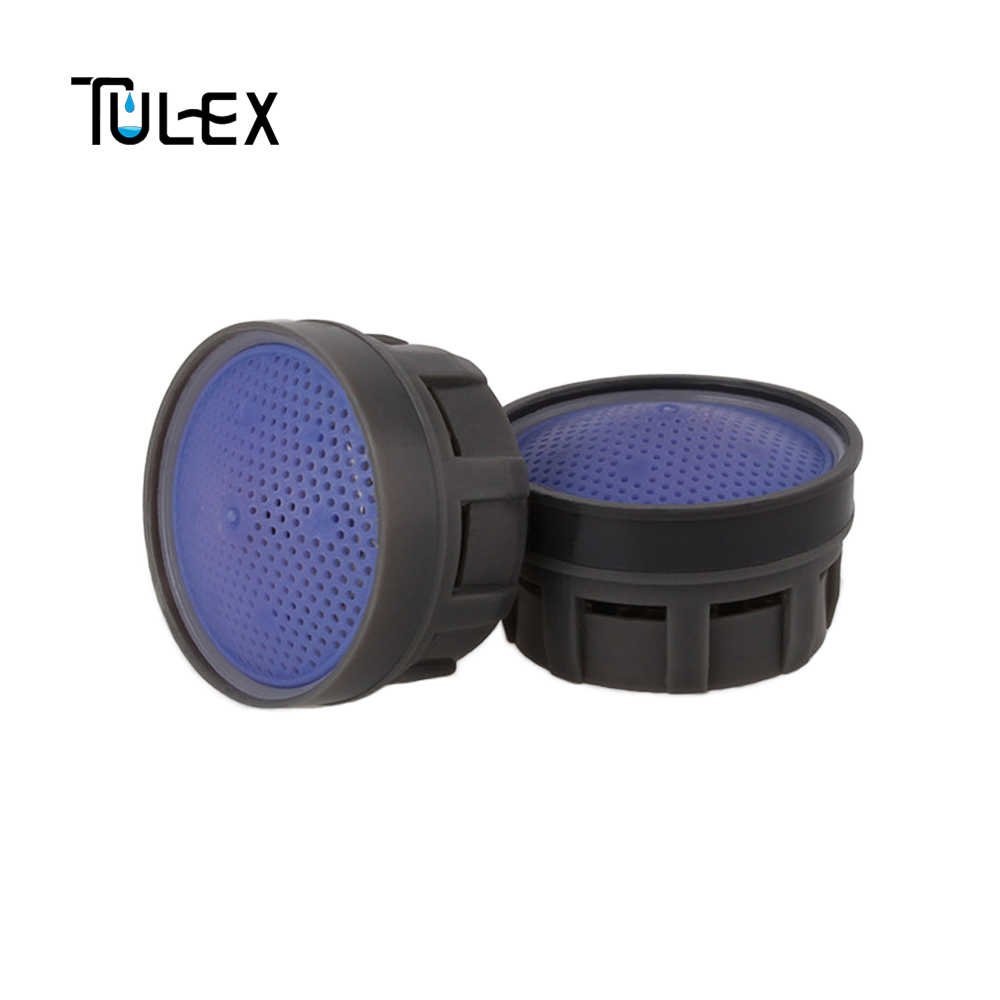 TULEX Water Saving Faucet Aerator 4L/MIN 20MM Thread Spout Filter Tap Accessories For Kitchen Core Replacement Crane Part