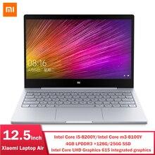 Original Xiaomi Mi Laptop Air 12.5'' Intel Core I5-8200Y / M3-8100Y Dual Core No