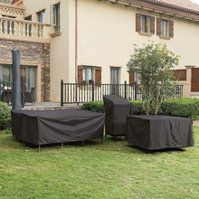 Outdoor Furniture Dust Cover| Table and Chair Cover| Square Garden Garden Furniture Cover| Rainproof Furniture Cover