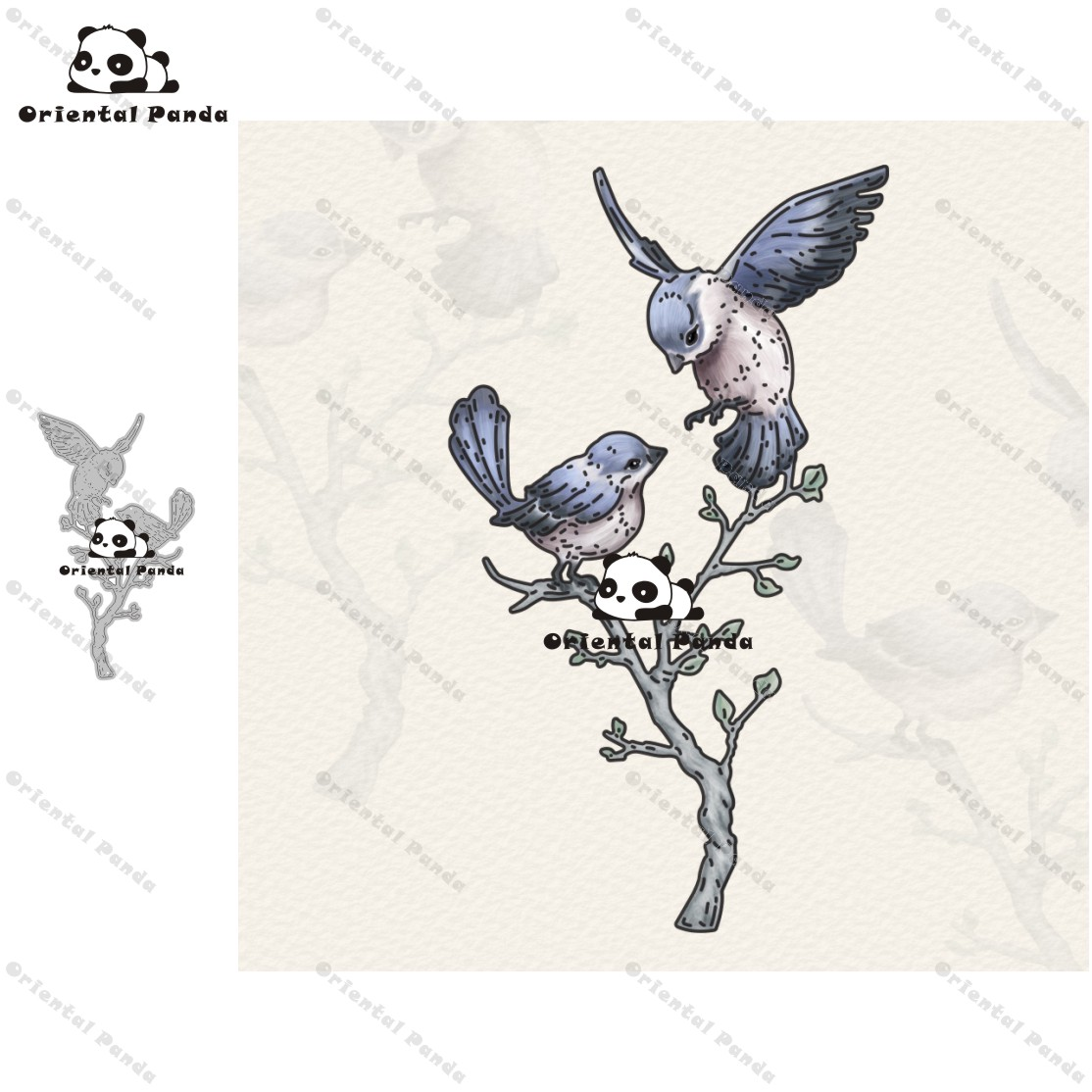 New Dies 2020 Little Bird Metal Cutting Dies Diy Dies Photo Album  Cutting Dies Scrapbooking Stencil Die Cuts Card Making