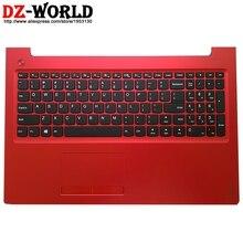 Rot Palmrest Ober Fall Mit UNS Englisch Tastatur Touchpad für Lenovo Ideapad 310-15ISK 310-15IAP 310-15IKB Laptop 5CB0L35876