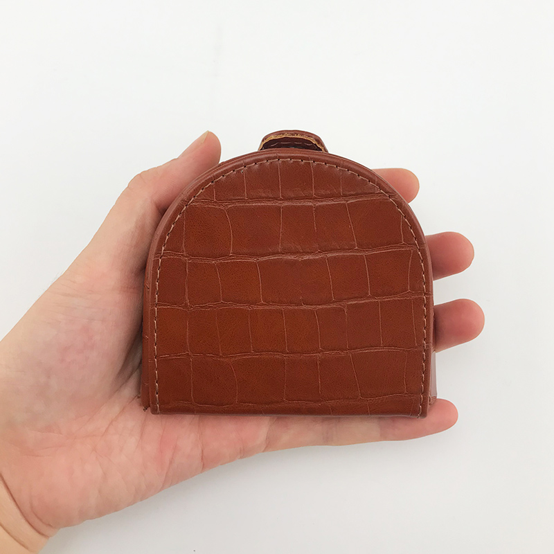 NICOLE & CO Coin Purse Hasp Vintage Design Individuation Small Wallet Mini Change Purse Men  Coin Bag Wallet Женский кошелек