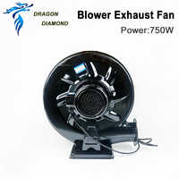 750W Blower Exhaust Fan Centrifugal Blower For Laser Engraving Cutting Machine & CNC Router