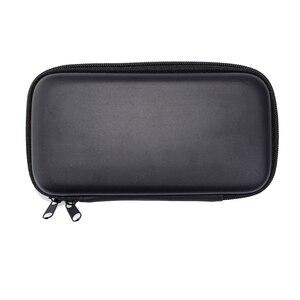 Мягкая ткань Защитная сумка для хранения сумка чехол + ремешок на запястье ремешок для sony playstation psv ita PS Vita psv 1000 2000