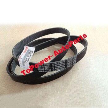 OEM Engine Serpentine Gilimer Belt 90916-02571/9091602571 For Toyota