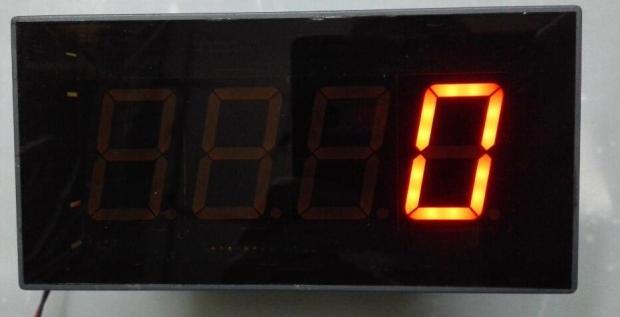 4-digit Digital Tube Display LED8421BCD Code Scanning Latch PLC 485modbus
