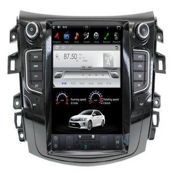 Android 9.0 7.1 Tesla style Car No DVD Player GPS Navigation Radio for NISSAN NP300 Navara 2014+ car unit stereo multimedia