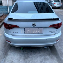 For VW Jetta ABS Material Car Rear Wing Primer Color Spoiler Volkswagen new 2019