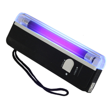 Flashlight Money-Detector Bill Counterfeit Fake UV 2-In-1 Uv-Lamp Currency LED Sec Hand-Held