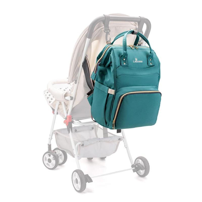 Maternity Diaper Bag Backpack Mommy Bag Large Nappy Bag Bolsa Maternida Printed Bebe Baby Bag Travel Backpack Baby Care Wetbag