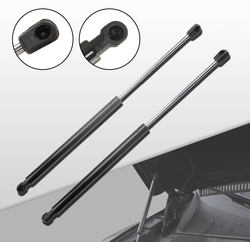 2 PCS Front Hood New Lift Supports Shock Struts For Infiniti Q45 1997 1998 1999 2000 2001 6317