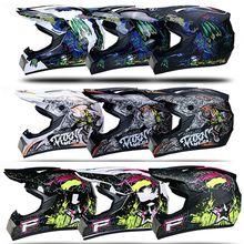 3 prezenty kask motocrossowy terenowy kask motocyklowy dla mężczyzn mężczyzna kask kask kask motocyklowy tanie tanio CN (pochodzenie) MOTOKROSOWY Unisex Kaski 1pcs Motorcycle Helmet +3 Giifts Gloves+ Glasses+ Mask Off-road Helmet